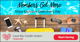 Love My Credit Union Rewards Home Bundle Partners