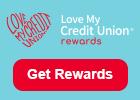 Love my credit union rewards.