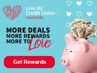 Love My Credit Union Sprint Rewards