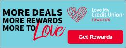 Sprint Credit Union Member Cash Rewards