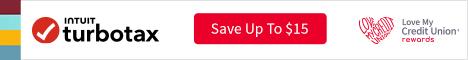 Love My Credit Union rewards banner