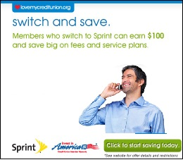Save 10% with Sprint