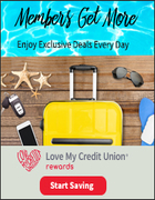 Download the Free App - Love my Credit Union