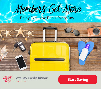 Sprint GCFCU Member Cash Rewards