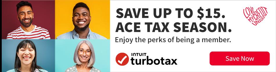 Save $15 on TurboTax!
