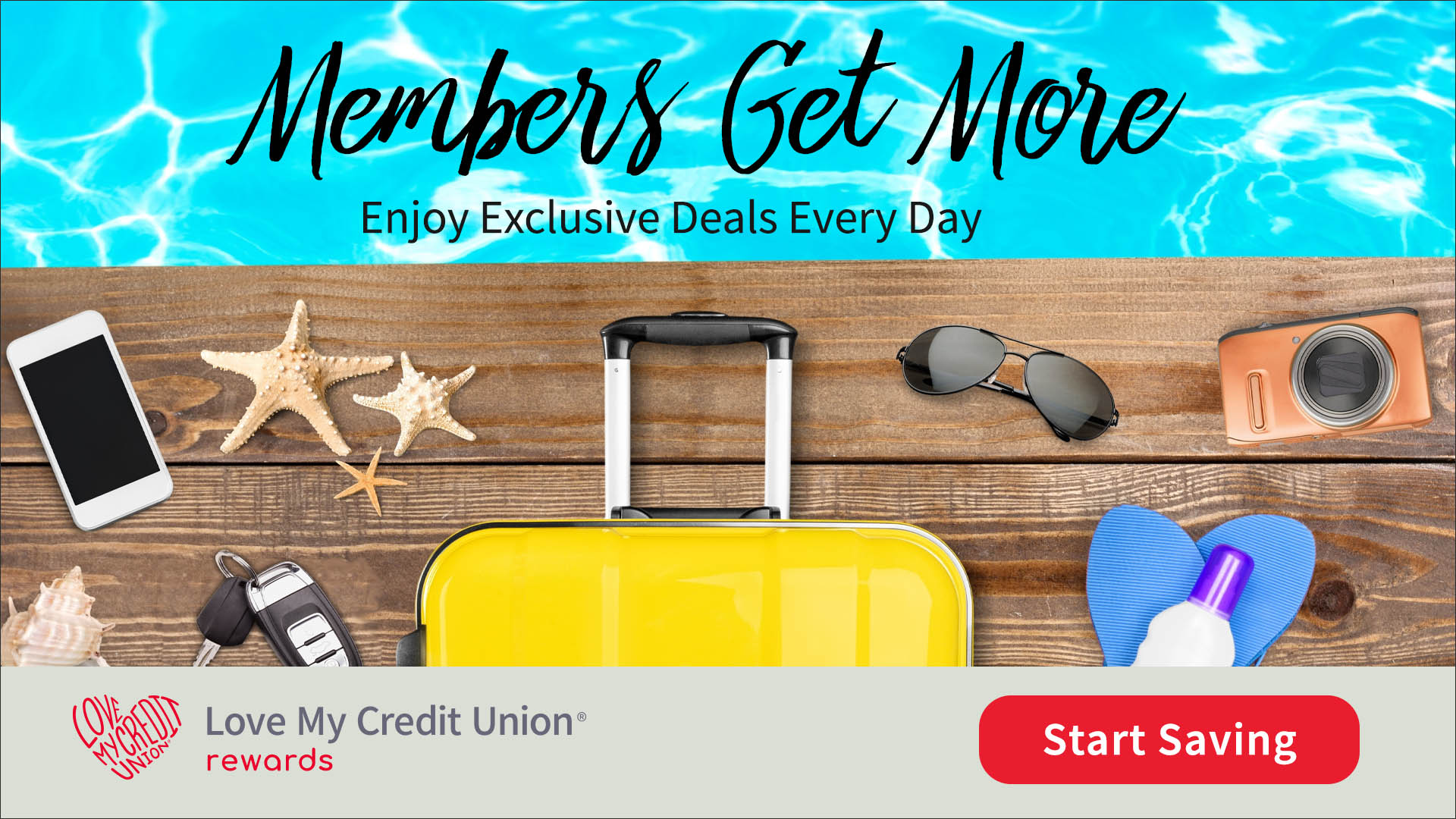Enjoy exclusive savings every day with Love My Credit Union. Discounts are available with Sprint, Turbo Tax, ADT, Trustage and Love to Shop