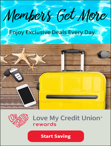 Love My Credit Union Advertisement