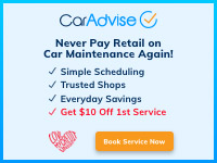 CarAdvise Save On Car Repairs