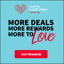 Sprint Love My Credit Union Rewards
