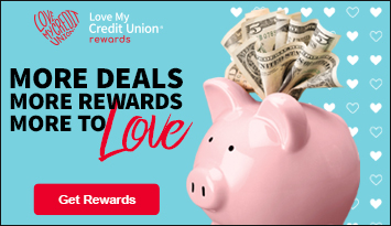 Sprint Credit Union Member Cash Rewards
